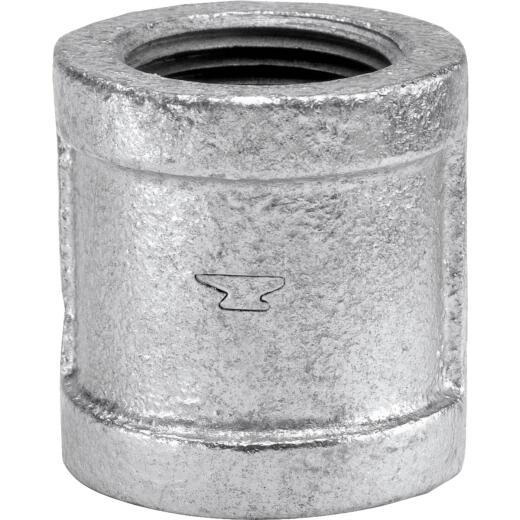 Anvil 1-1/2 In. x 1-1/2 In. FPT Galvanized Coupling